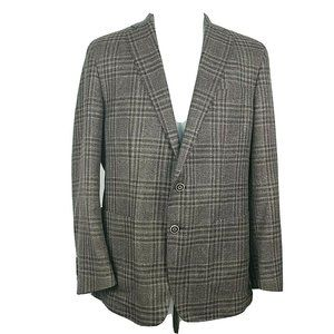 PETER MILLAR LORO PIANA  LINEN TWEED Blazer Jacket